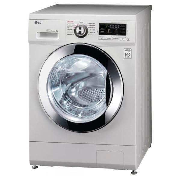 Встраиваемая стиральная машина LG FR-296WD4