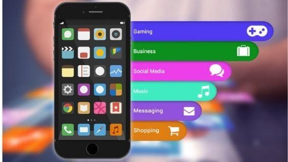Разработка и создание мобильных приложений