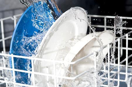 Мокрая посуда