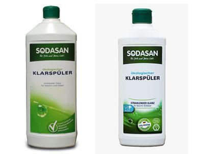 Ополаскиватель Sodasan для посудомоек
