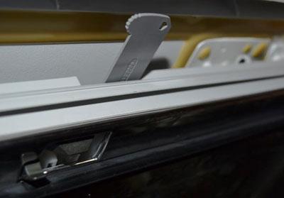 Блокиратор двери посудомоечной машины