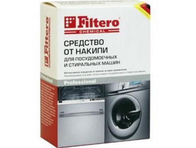 Средство Filter для чистки посудомоек