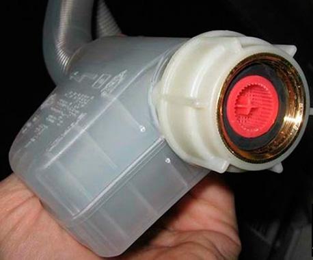 Клапаны подачи воды посудомоечной машины