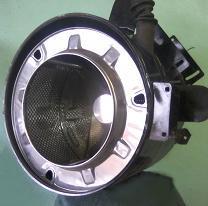 Бак из эмалированной стали для стиральной машины