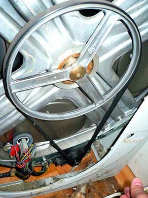 Ремень и привод стиральной машины