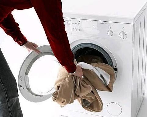 Правила стирки льна в стиральной машине