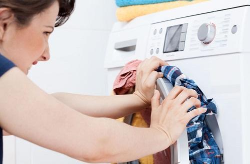 Не перегружайте стиральную машину