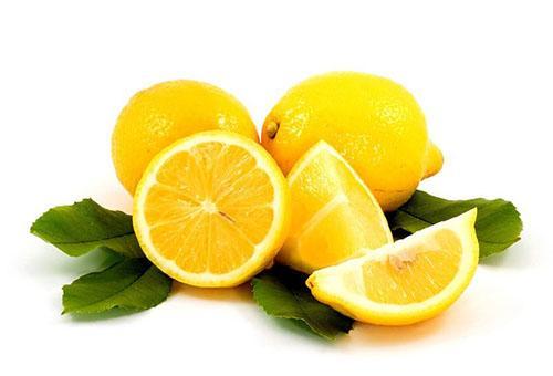Отбеливание с помощью лимона