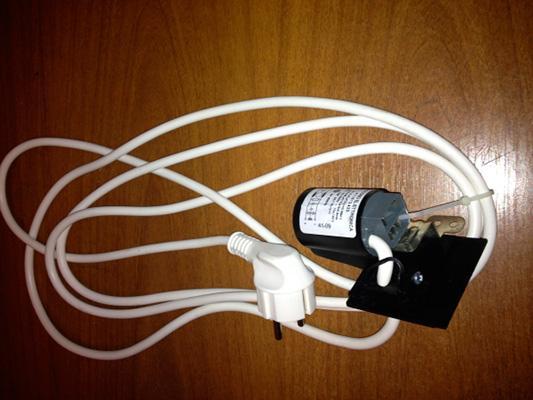 Фильтр помех для стиральной машины с сетевым шнуром