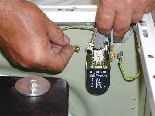 Подключение ФПС к стиральной машине