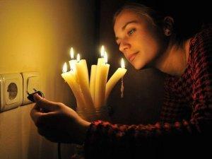 Отключили свет в квартире