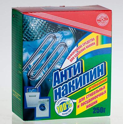 Что такое антинакипин для стиральной машины