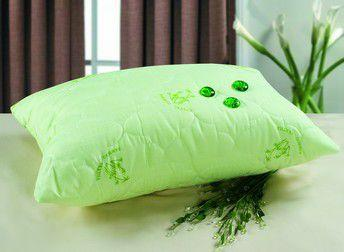 Стираем подушки из бамбука