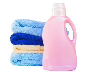 Чем стирать махровые полотенца