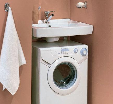 Особенности компактных стиральных машин