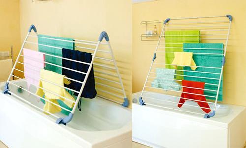 Где сушить чистое белье ребенка