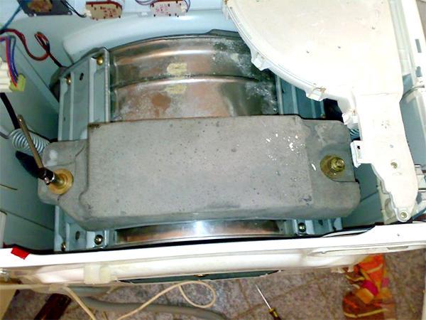 Противовес в стиральной машине