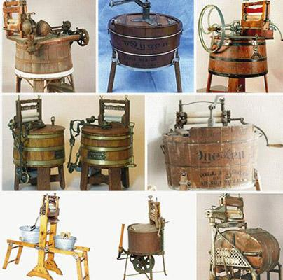 Серийное производство стиральных машин