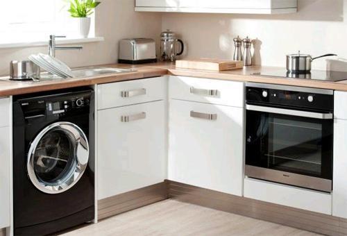Стиральная машина на кухне плюсы и минусы
