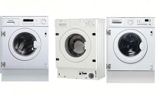 Самые популярные модели встраиваемых стиральных машин