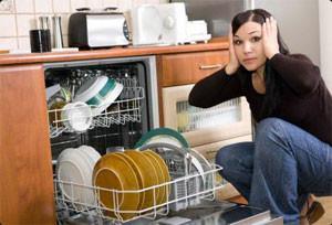 Шум в посудомоечной машине