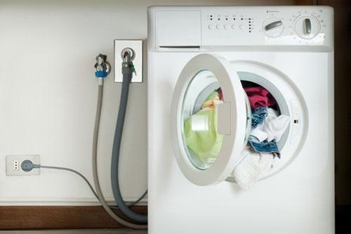 Контрольный запуск стиральной машины