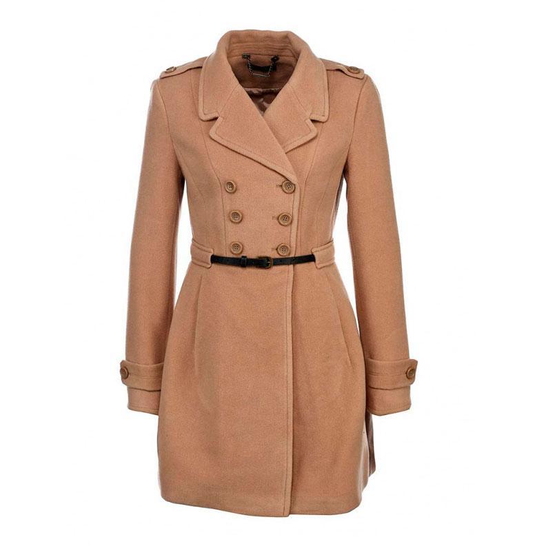 Чистим драповое пальто