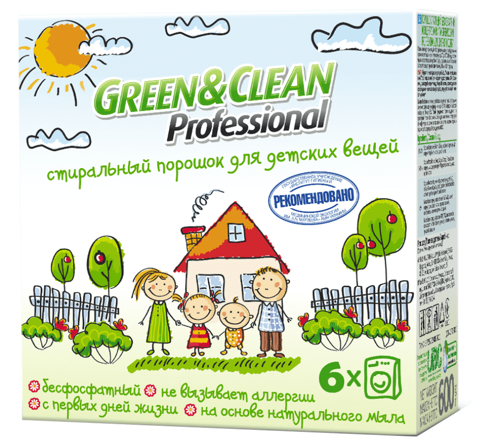 Green&Clean Professional