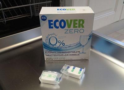 Экологически чистые таблетки для посудомоечных машин