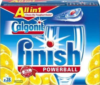Таблетки для посудомоек Finish All In 1