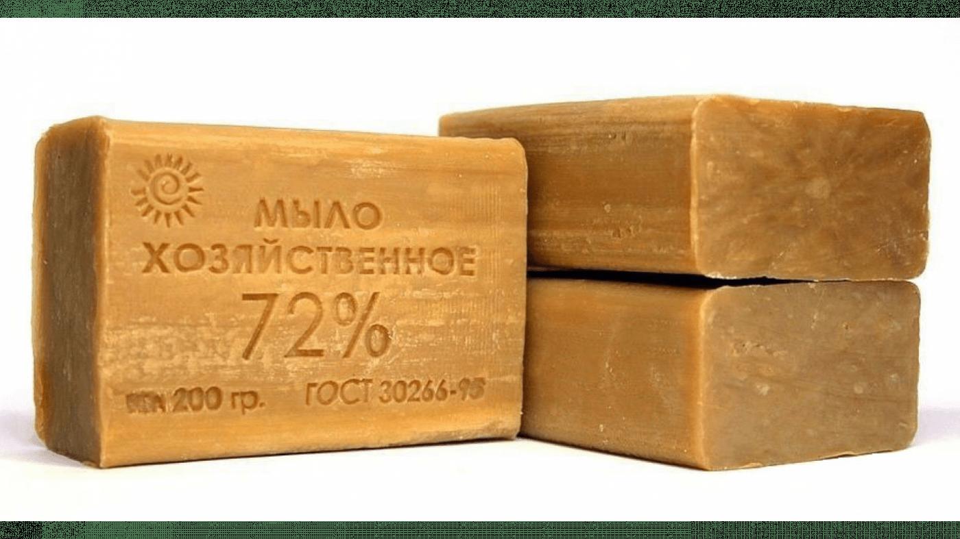 Хозяйственно мыло