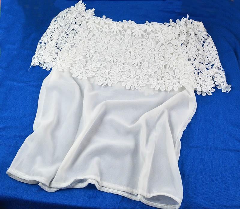 Как отбелить белую блузку в домашних условиях