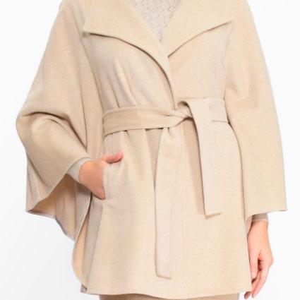 Чистим кашемировое пальто