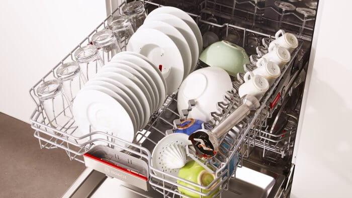 как правильно загрузить посудомоечную машину