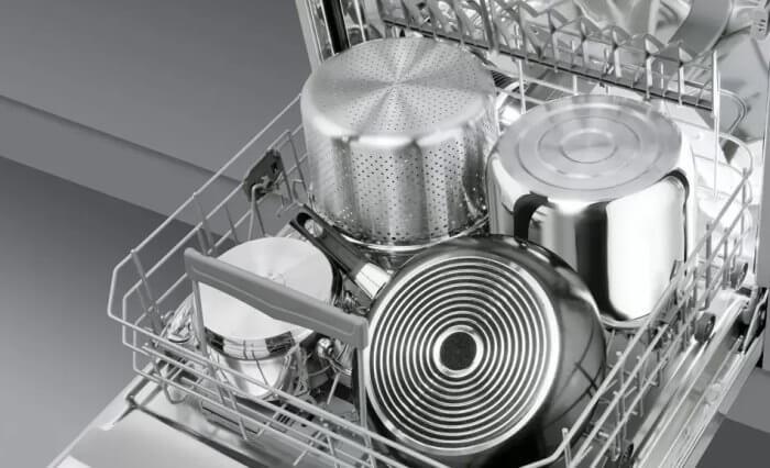 как укладывать посуду в посудомоечную машину