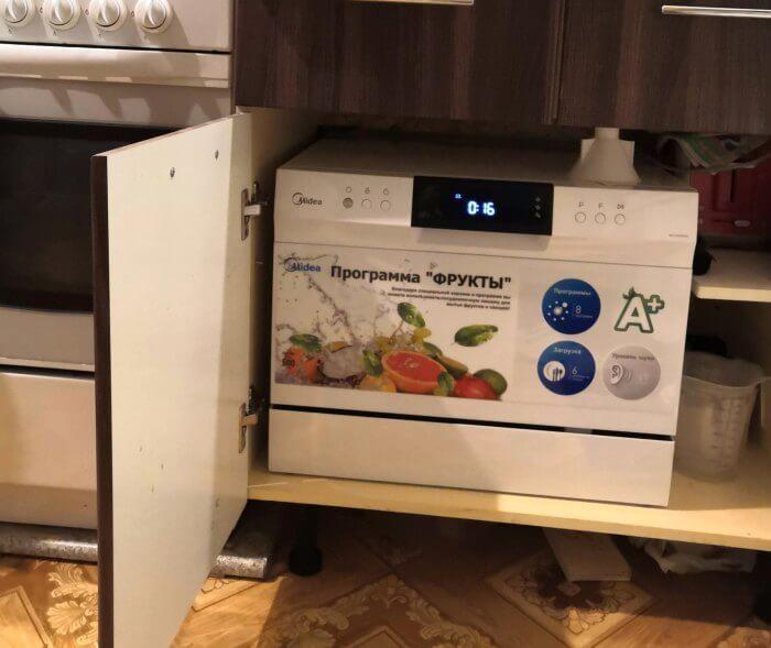 посудомоечные машины для дачи