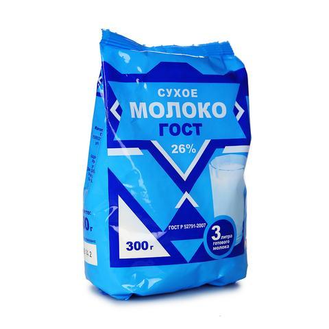Порошковое молоко