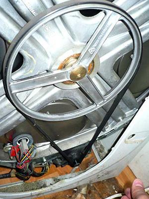 Ремень привода в стиральной машине