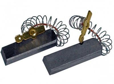 Щетки на электродвигателе стиральной машины