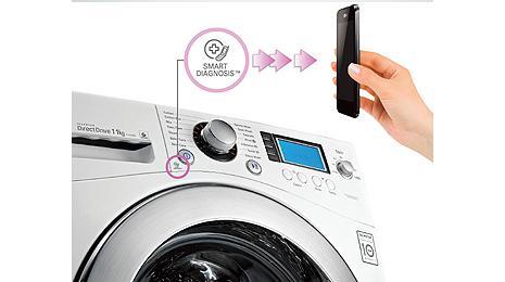 Smart Diagnosis в стиральной машине