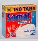 Таблетки Somat Standard