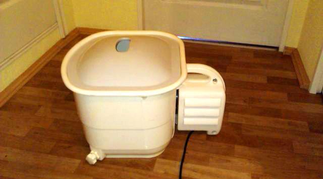 Стиральная машина для сельской местности «Малютка»