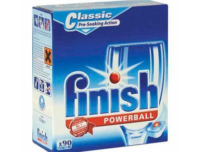Таблетки для посудомоек Finish Classic