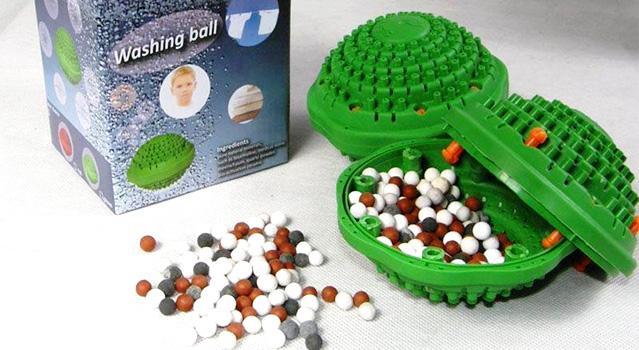 Турмалиновые шарики для стирки